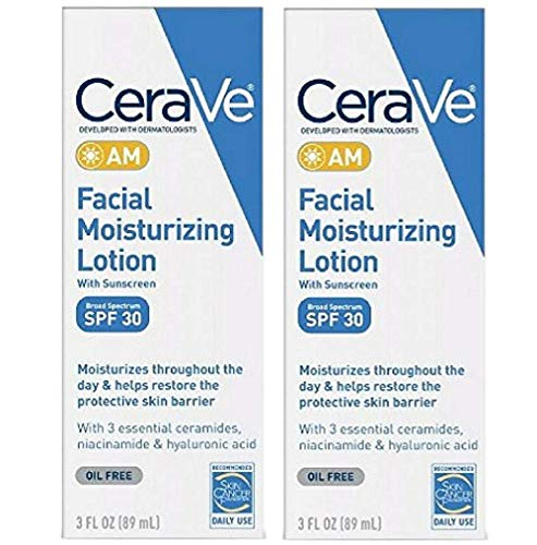 Cerave - AM Facial Moisturizing Lotion For Normal To Dry Skin SPF 30