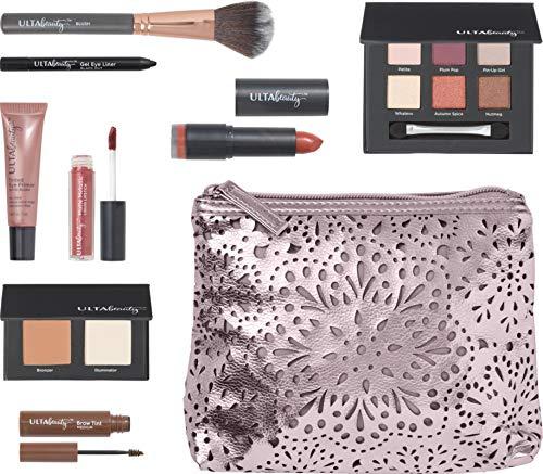 Ulta Beauty - Metallic Beauty Bag
