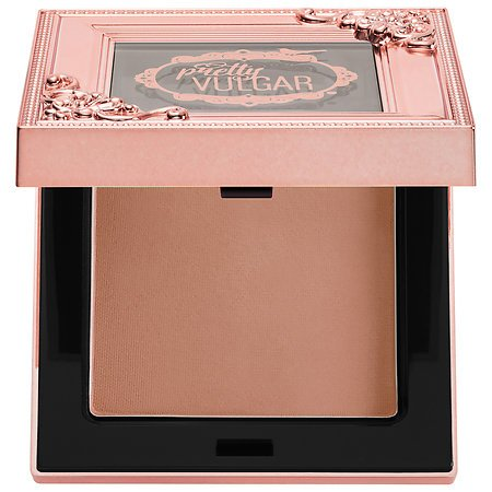 Pretty Vulgar - Bronzed B Powder Bronzer, Sun of a B