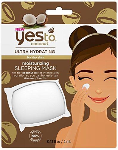Yes To - Coconut Moisturizing Sleeping Mask