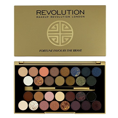 Makeup Revolution Makeup Revolution Fortune Favours The Brave Palette by Makeup Revolution