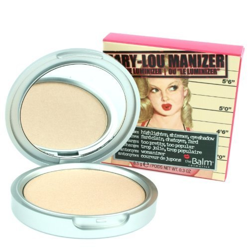 The Balm Cosmetics - Mary-Lou Manizer, The Luminizer Shimmer