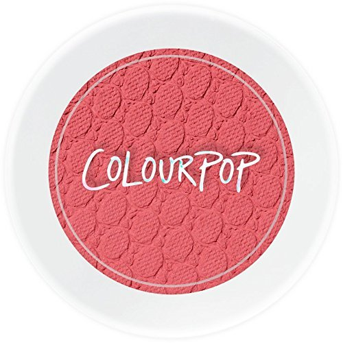 ColourPop - Super Shock Cheek, Matte Blush, Never Been Kissed