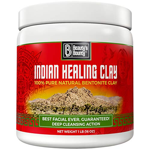 Beauty's Bounty - Indian Healing Clay