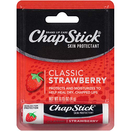 Chapstick - Chapstick Classic Strawberry, 0.15 Ounces each (Value Pack of 12)