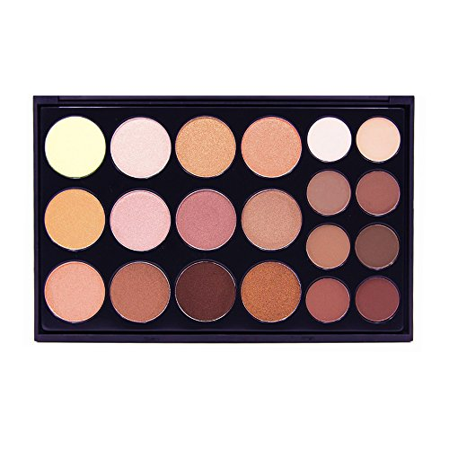 CROWN PRO - Crown PRO - Pro Eyeshadow Neutral Collection