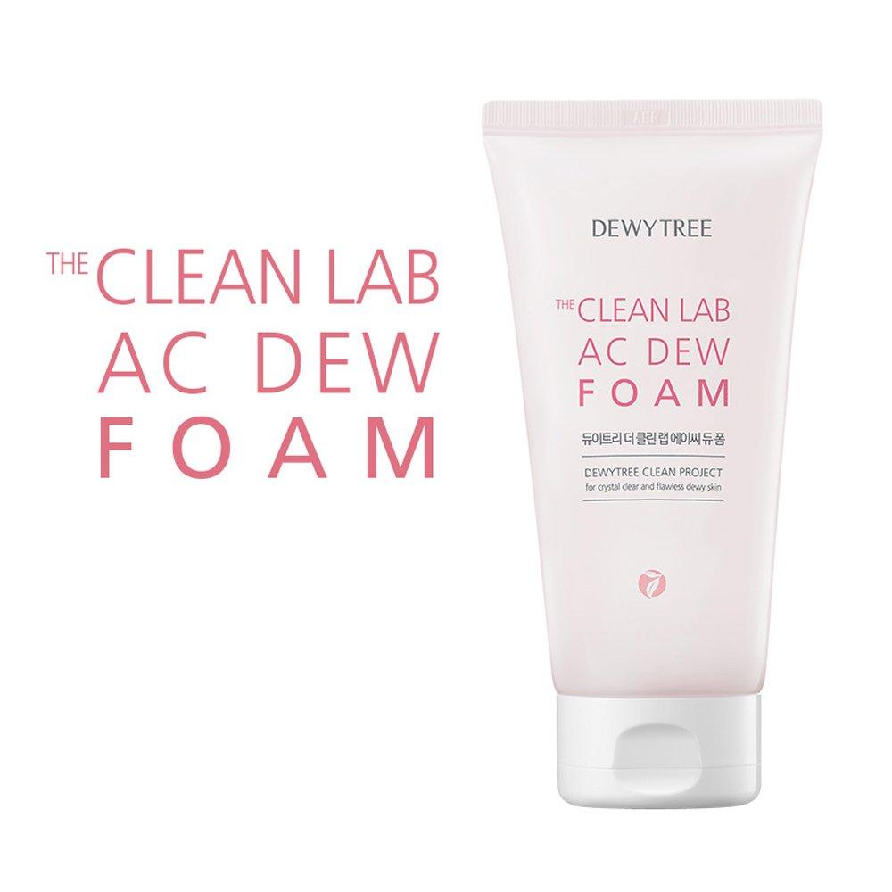 Dewytree - Dewytree The Clean Lab AC DEW FOAM Cleanser 140ml (Upgrade version of the 7cut healthy foam)