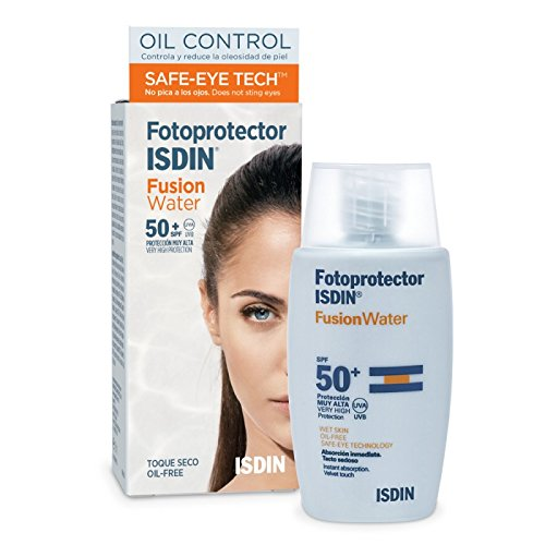 Fotoprotector Isdin - Fotoprotector Isdin Fusion Water Oil Control FPS 50+ by Isdin