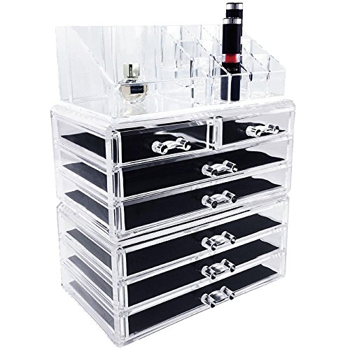 Ikee Design - Jewelry & Cosmetic Storage Display