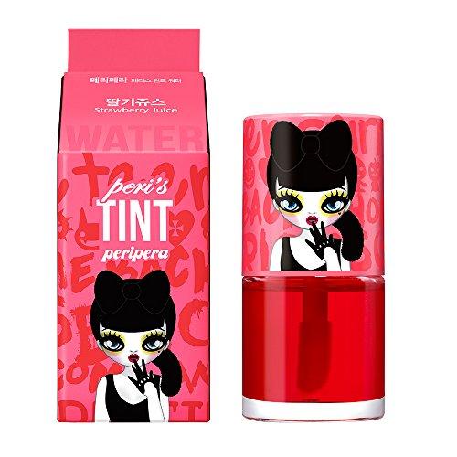 Peripera - Peripera Peri's Tint Water Lip Balm, Strawberry Juice, 0.27 Ounce