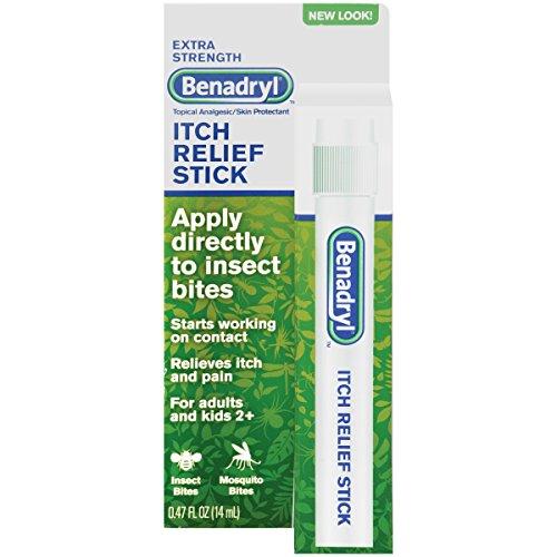 Benadryl - Extra Strength Itch Relief Stick