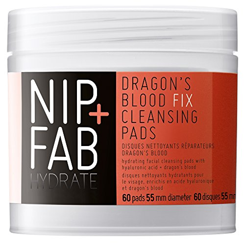 Nip+Fab - Nip + Fab Dragons Blood Fix Cleansing Pads, 2.7 Ounce