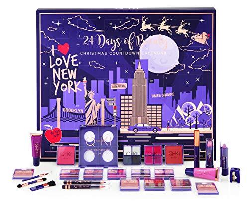 Q-Ki - Q-Ki 24 Days Of Beauty Christmas Advent Calendar (New York)