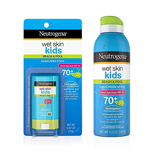 Neutrogena - Wet Skin Kids Stick Sunscreen Broad Spectrum SPF 70