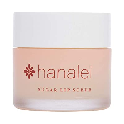 www.ubuy.com.se - Sugar Lip Scrub by Hanalei Company, Made with Raw Cane Sugar and Real Hawaiian Kukui Nut Oil, 22g (Cruelty free, Paraben free) MADE IN USA