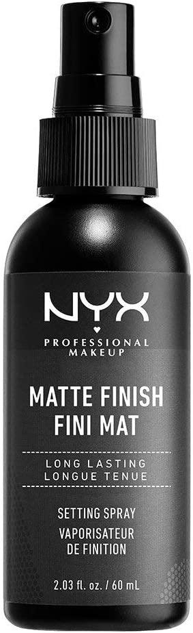NYX - NYX Professional Makeup Make Up Setting Spray, Matte Finish/Long Lasting, 2.03 Ounce