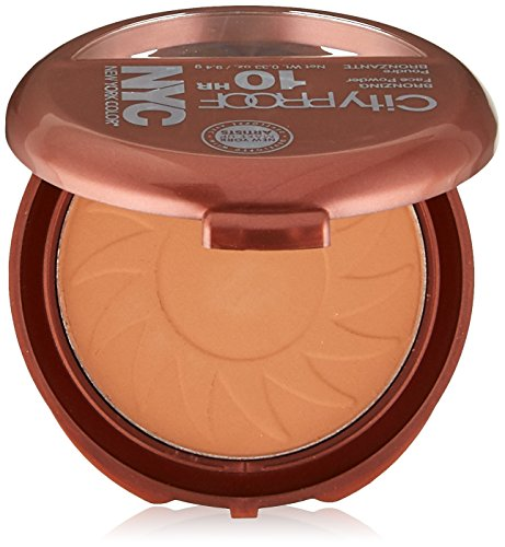 N.y.c. - N.Y.C. New York Color Smooth Skin Bronzer, Sunny, 0.33 Ounce