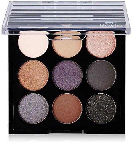 Kokie Cosmetics - Kokie Cosmetics Eyeshadow Palettes, Smolder, 0.21 Ounce