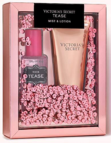 Victoria's Secret - Victoria's Secret Noir Tease 2 Piece Gift Set Body Lotion Body Mist
