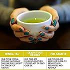 tipsonteausa - Organic Moringa – Green Tea