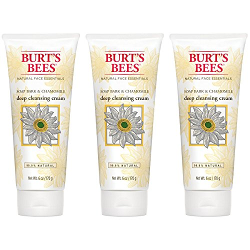 Burts Bees - Soap Bark and Chamomile Deep Cleansing Cream