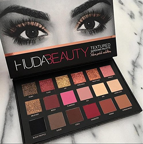 amazon.com - HUDA BEAUTY ROSE GOLD EDITION PALLETTE