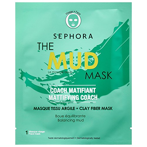 Sephora - SEPHORA COLLECTION SUPERMASK - The Mud Mask