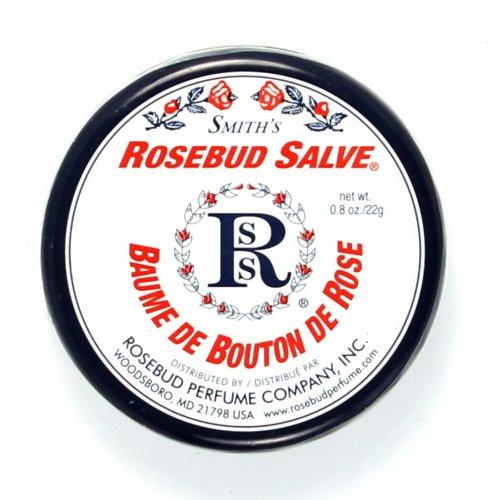 Rosebud - Smith's Rosebud Minted Rose Lip Balm Tin - 3 Pack