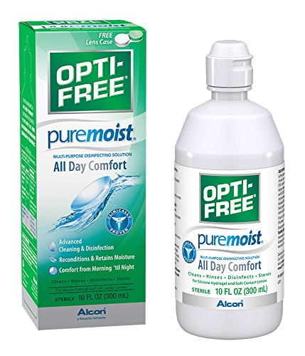 Opti-Free - Replenish Multi-Purpose Disinfecting Solution with Lens Case