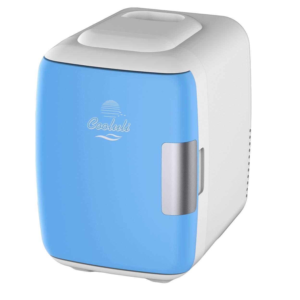 Cooluli - Mini Fridge Electric Cooler and Warmer