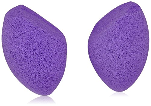 Real Techniques - Real Techniques Cruelty Free 2 Miracle Mini Eraser Sponges (Pack of 3), Ideal for Liquid, Powder, or Cream Makeup Mishaps, Latex Free