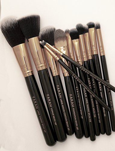 F.A.R.A.H Brushes - Brush Set with Case