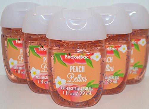 Bath & Body Works - Pocketbac Hand Sanitizer, Peach Bellini