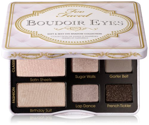 Toofaced - Too Faced Boudoir Eyes Soft and Sexy Eye Shadow Collection, 0.39 Ounce