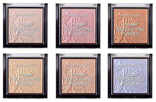 Wet N' Wild - Wet n Wild MegaGlo Highlighting Powder ~ Set of 6