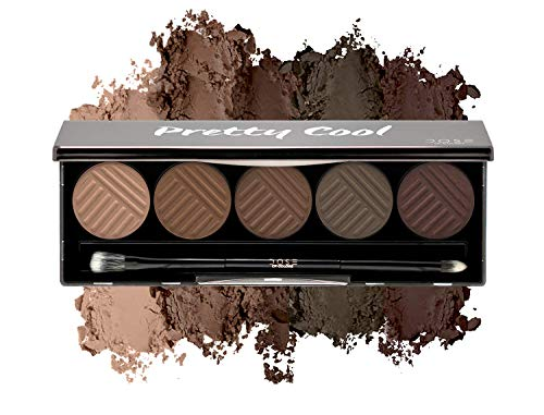 Dose of Colors - Dose of Colors PRETTY COOL 5 Pan Matte Eyeshadow Palette