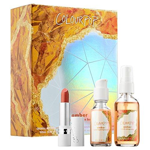 ColourPop - Amber Crystal Collection Bundle