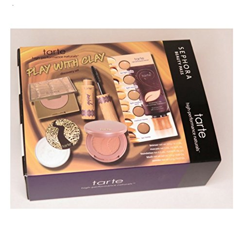 Tarte - Sephora VIB TARTE Play With Clay Set, Limited Edition