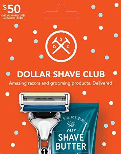 Dollar Shave Club - Dollar Shave Club $50
