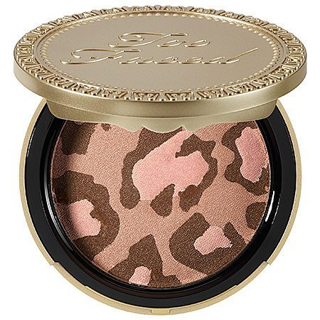 Toofaced - Too Faced Pink Leopard Blushing Bronzer by Too Faced Cosmetics BEAUTY