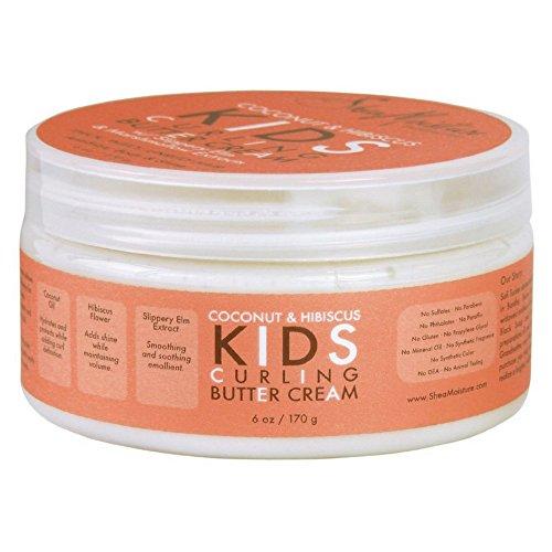 Sheamoisture - Kids Curl Butter Cream Coconut & Hibiscus