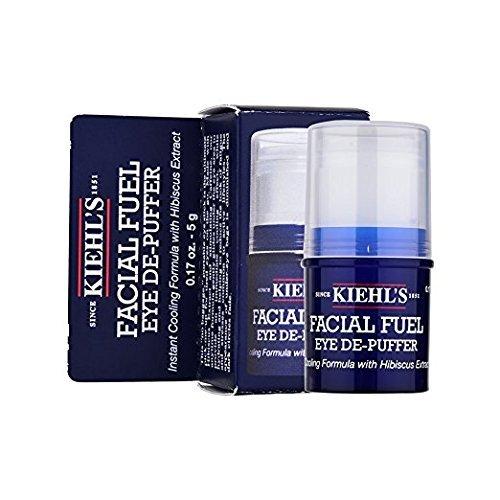 Keilh's - Facial Fuel Eye De Puffer for Men, 0.17 Oz