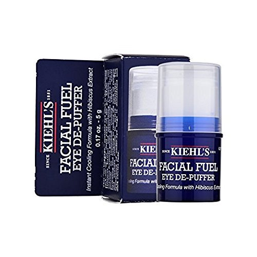 Keilh's - Facial Fuel Eye De Puffer for Men, 0.17 Oz