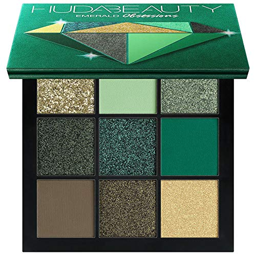 Cosmetics H.B - Eyeshadow Palette Obsessions - Emerald