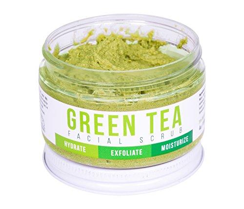 Teami - Detox Face Scrub with Green Tea