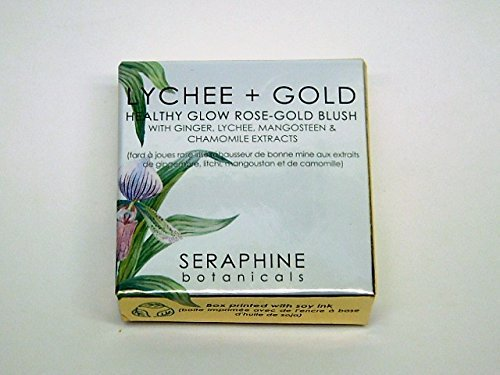 Séraphine - Lychee + Gold Healthy Glow Rose-Gold Blush