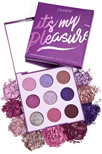 ColourPop - Colourpop It's My Pleasure Eyeshadow Palette