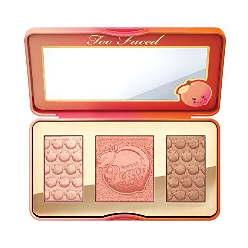 Toofaced - Sweet Peach Glow Highlighting Palette
