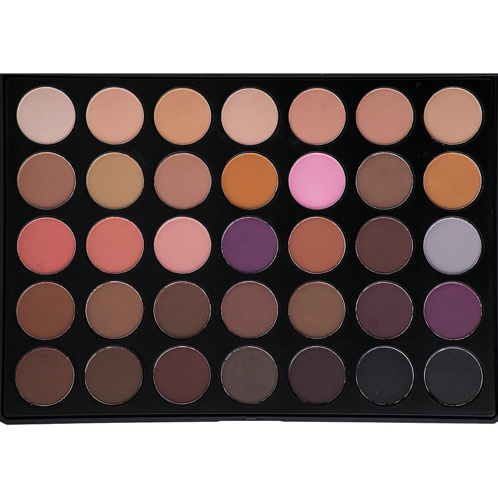 amazon.com.mx - Morphe 35N - 35 Color Neutral Eye Shadow Palette by Morphe