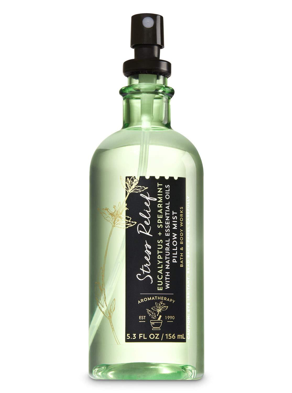 Bath & Body Works - Bath and Body Works Aromatherapy Pillow Mist Eucalyptus Spearmint (Retired Fragrance) 5.3 Fl Oz